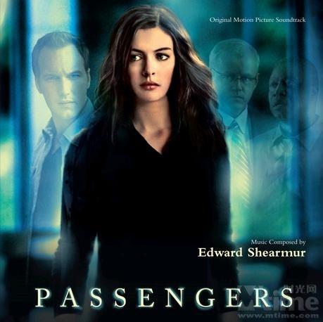 乘客Passengers(2008)原声碟封套 #01